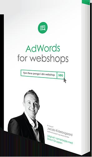 AdWords for Webshops