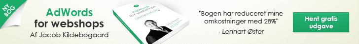 AdWords bogen
